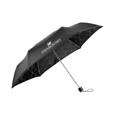 Regenschirm schwarz - Swarovski